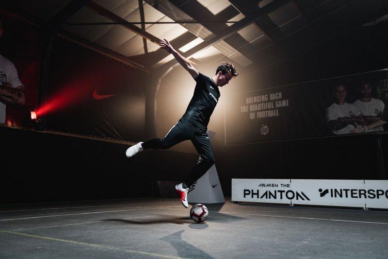 prisa superficial Desviación  Nike Phantom Vision | HarrimanSteel